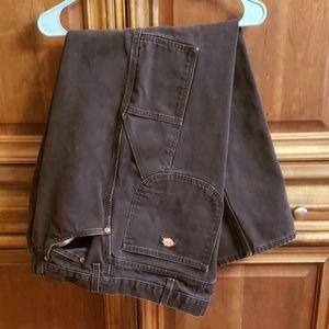 Men's Dickie's Black Jeans size 38 x 30